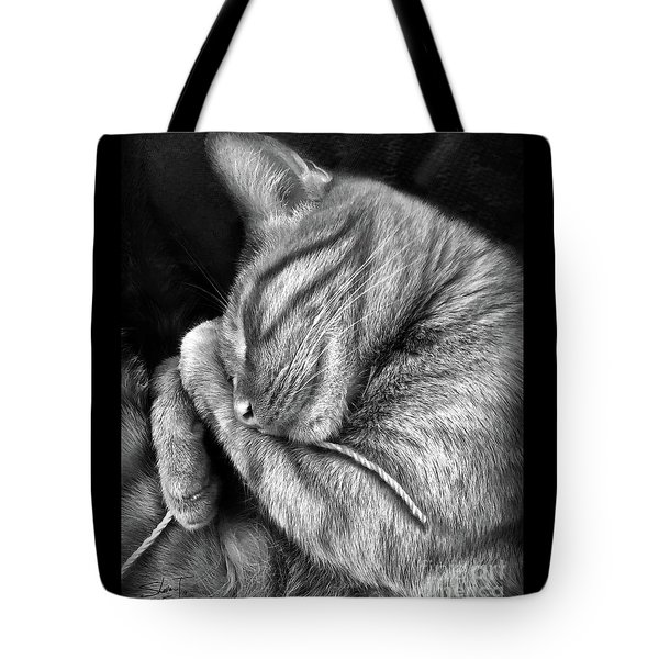 I Shall Call Him Stringy Tote Bag