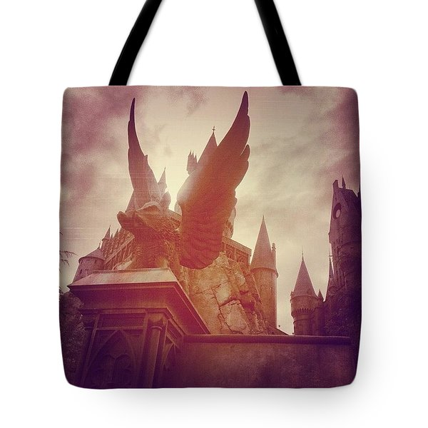 I Solemnly Swear I Am Up To No Good Tote Bag