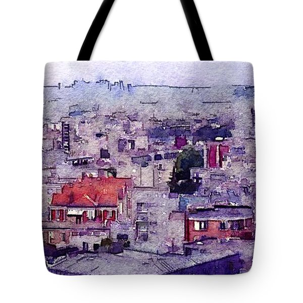 Tote Bag featuring the photograph I Still Have Paris by Susan Maxwell Schmidt