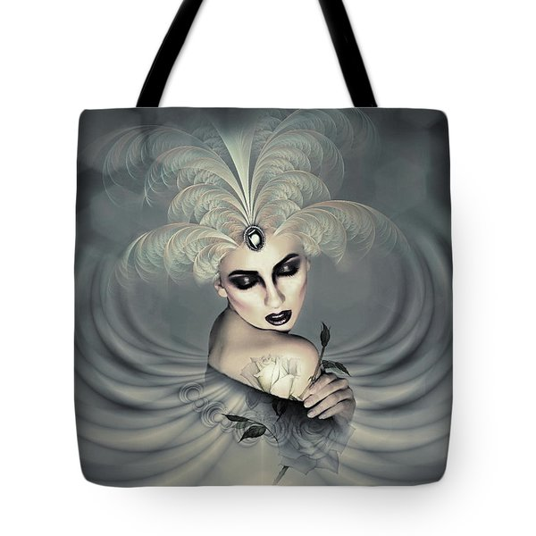 I Think Of Thoughts That Cannot Be 02 Tote Bag