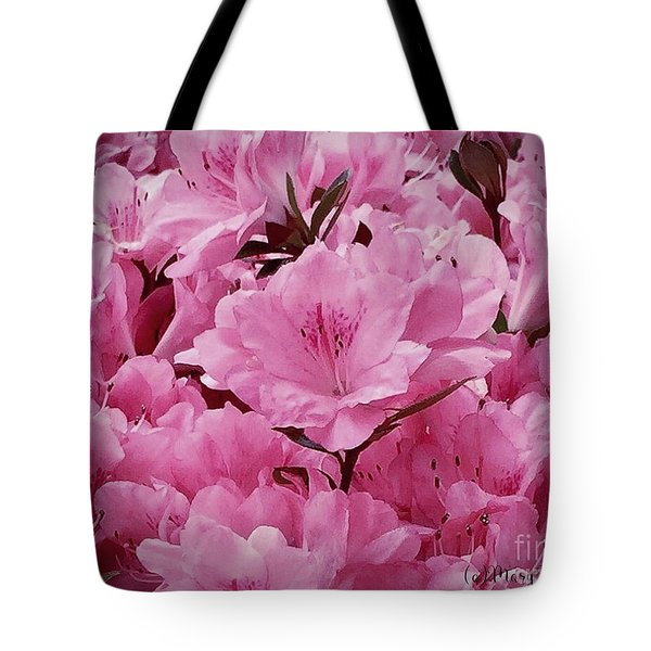 Thinking Of You Nana Tote Bag by MaryLee Parker