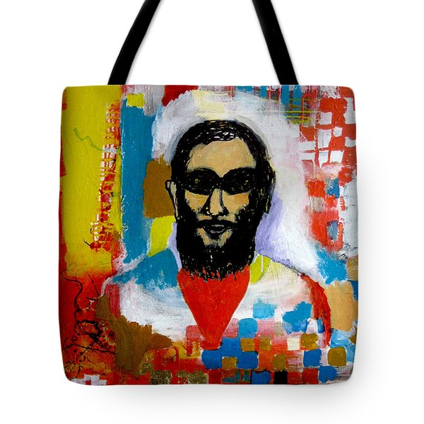 I Tiresias Tote Bag