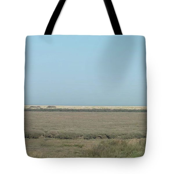 I Took This Photo In Blakeney Last Bank Tote Bag