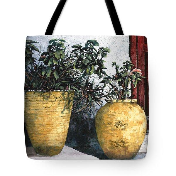 I Vasi Tote Bag by Guido Borelli
