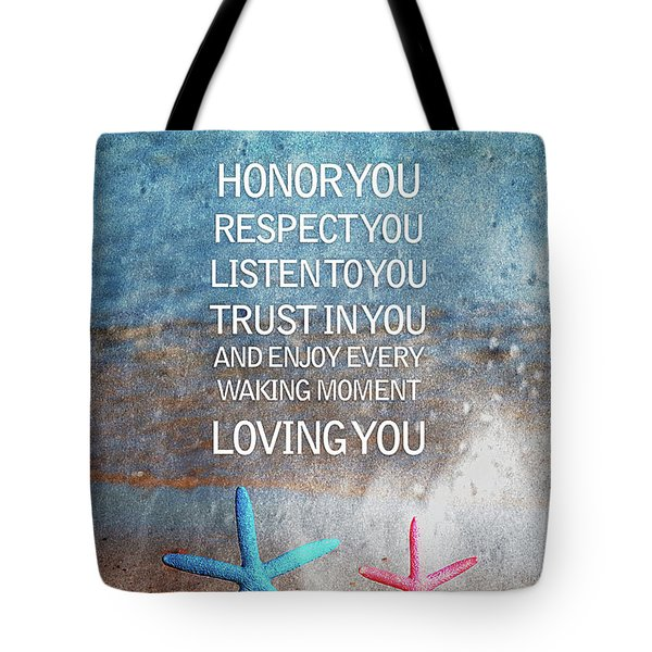 I Vow To... Tote Bag