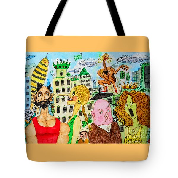 I Wanna Dineroh / I Wanna Money Tote Bag