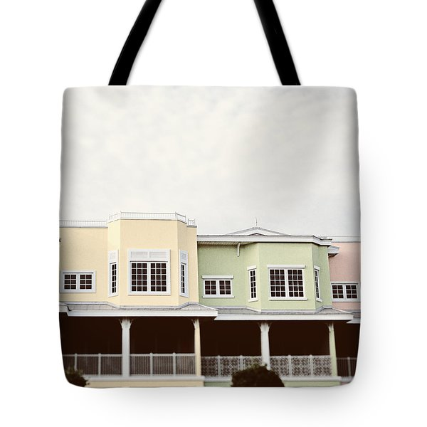 I Want To Go Back Tote Bag by Lisa Russo