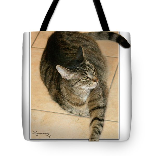 I Was Here First, Ok? Tote Bag