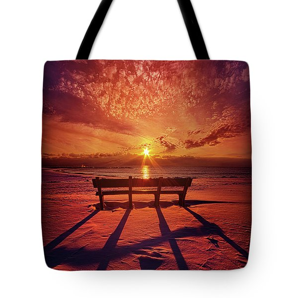 I Will Always Be With You Tote Bag