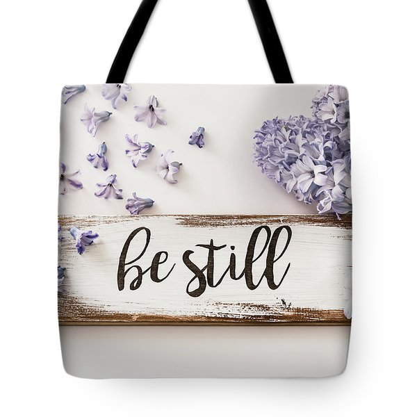 Tote Bag featuring the photograph I Will Be by Kim Hojnacki