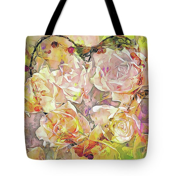 I Will Love You Always Tote Bag