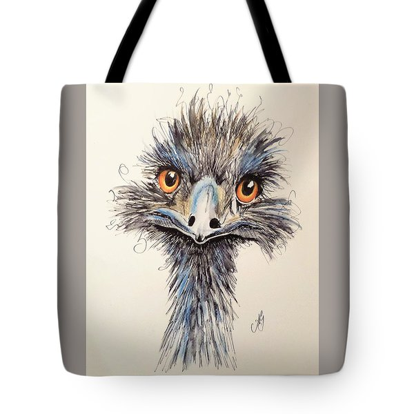 I Woke Up Early - There Was No Worm Tote Bag