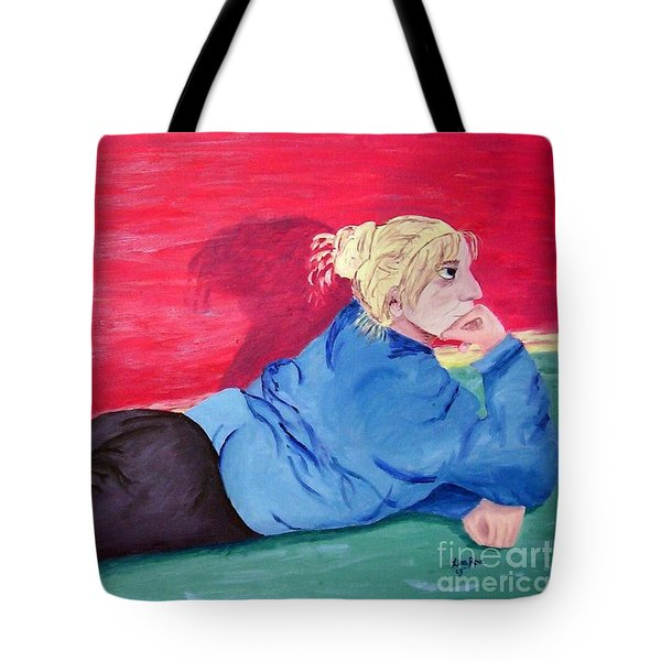 I Wonder? Tote Bag