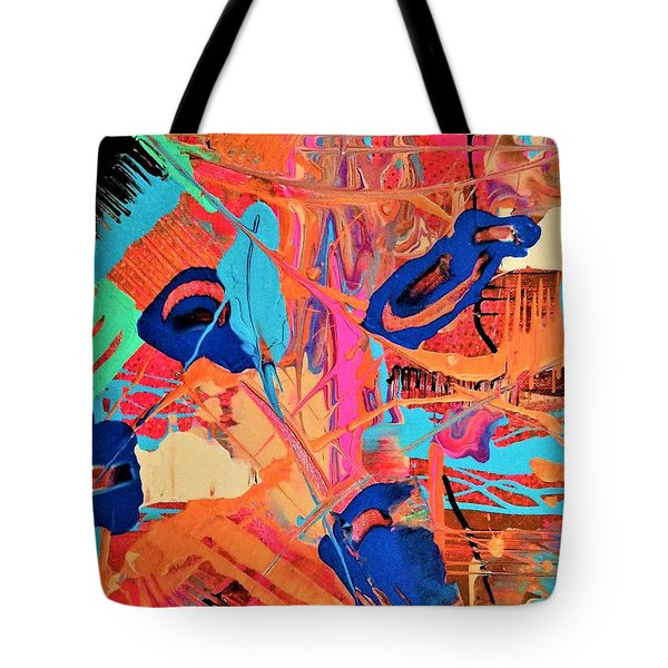 I Would Know That Lovely Laugh Anywhere Tote Bag