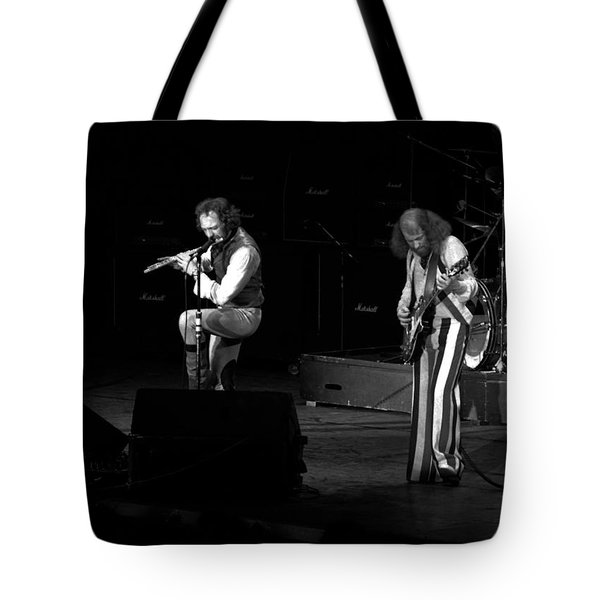 Ian And Martin Tote Bag by Ben Upham