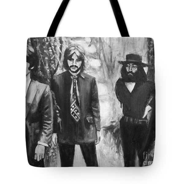 And In The End Tote Bag
