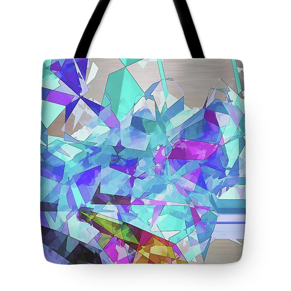 Ice Age Tote Bag