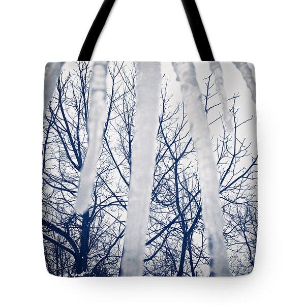 Ice Bars Tote Bag