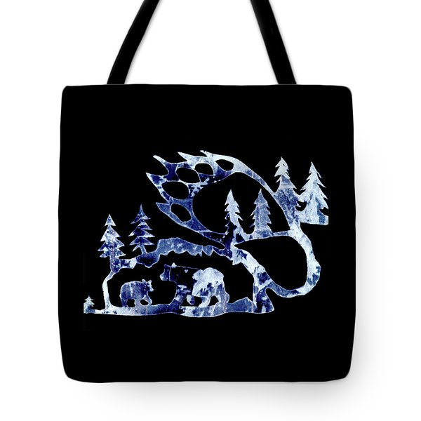 Ice Bears 1 Tote Bag