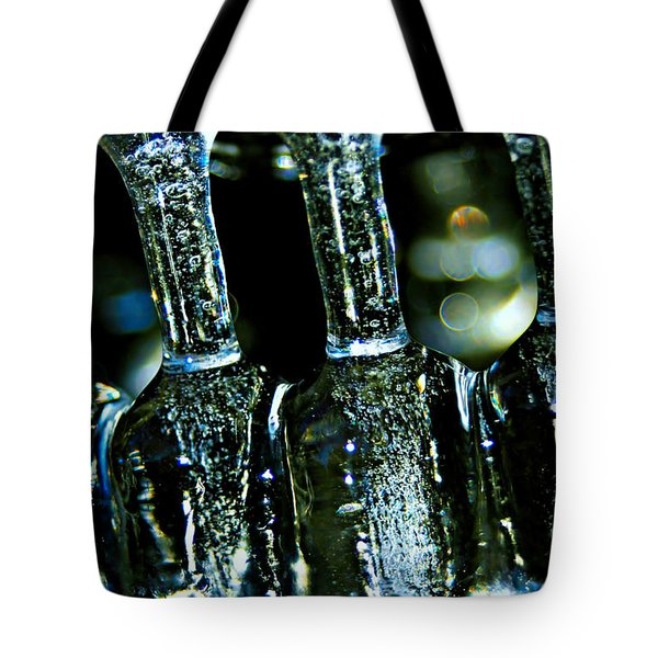Ice Formation 02 Tote Bag