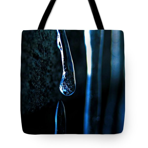 Ice Formation 09 Tote Bag
