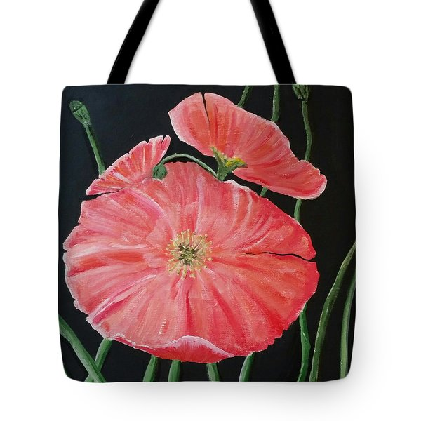 Ice Ice Baby Tote Bag by Carol Duarte