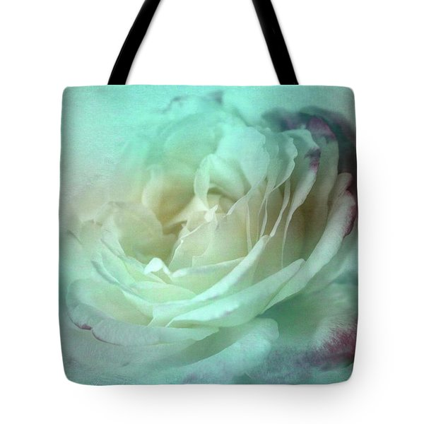 Ice Maiden Tote Bag by Wallaroo Images