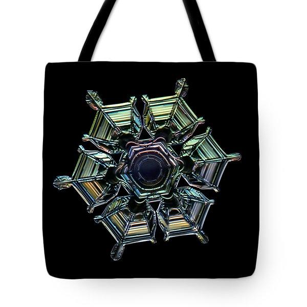 Ice Relief, Black Version Tote Bag
