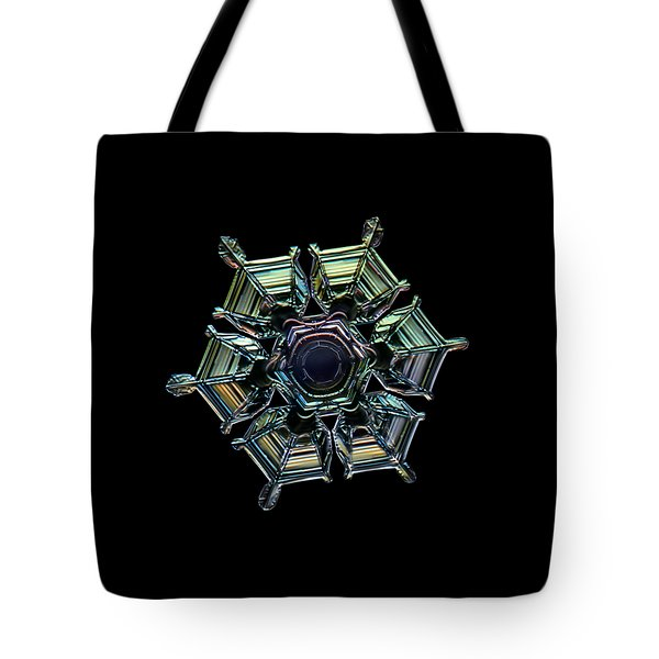 Ice Relief, Black Version Tote Bag