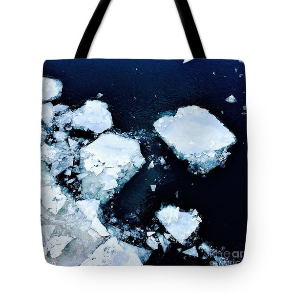 Iced Beauty #1 Tote Bag