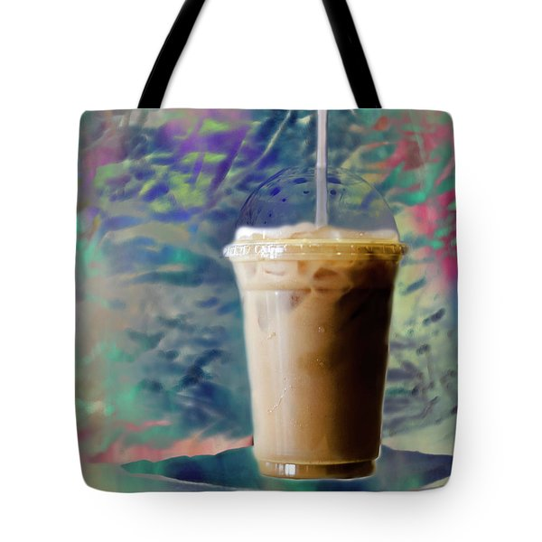 Iced Coffee 3 Tote Bag