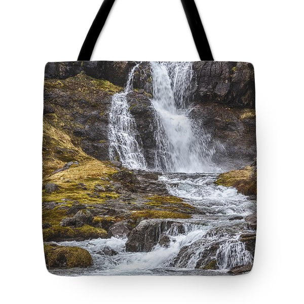Iceland Fjord 2 Tote Bag