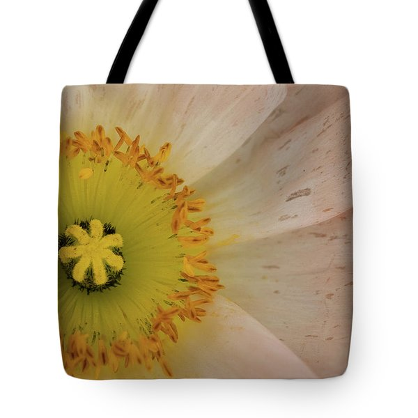 Tote Bag featuring the photograph Icelandic Poppy by Roger Mullenhour