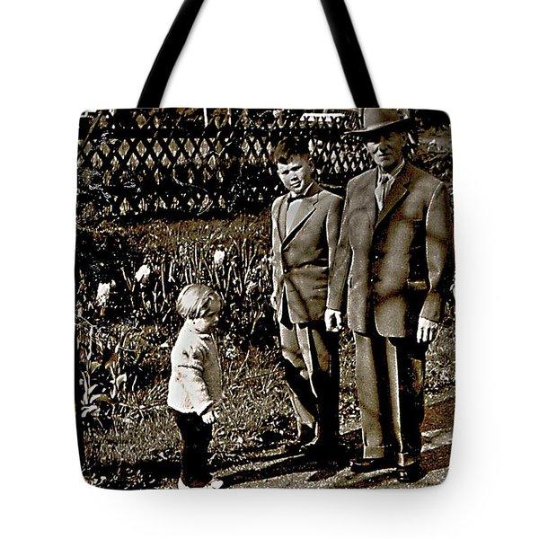 Ich 1960 Tote Bag