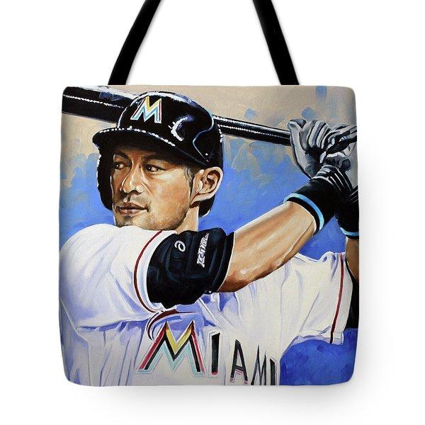 Ichiro Tote Bag