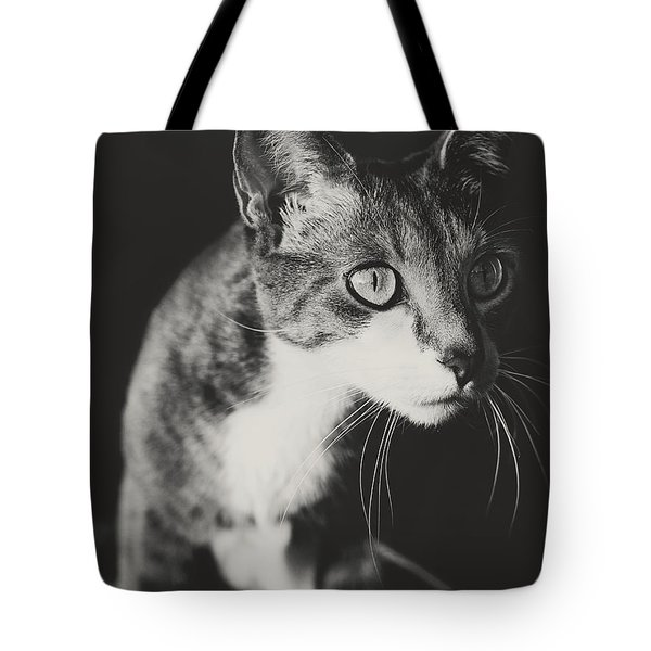 Ickis The Cat Tote Bag