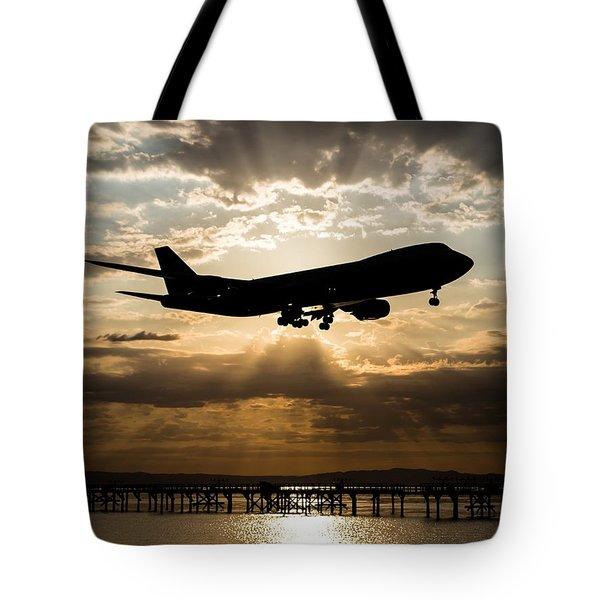 Icon Tote Bag by Alex Esguerra