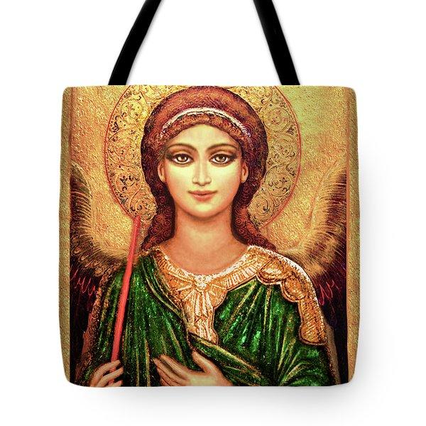 Icon Archangel Gabriel Tote Bag