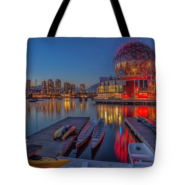 Iconic Vancouver Tote Bag