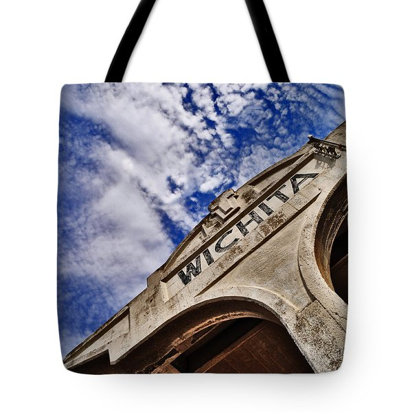 Tote Bag featuring the photograph Ict by Brian Duram