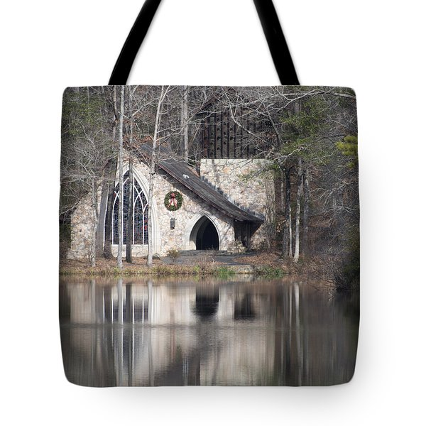 Ida Cason Callaway Memorial Chapel Tote Bag