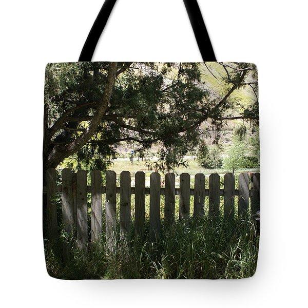 Idaho Farm1 Tote Bag by Cynthia Powell