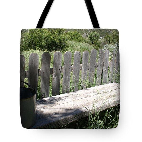 Idaho Farm2 Tote Bag by Cynthia Powell