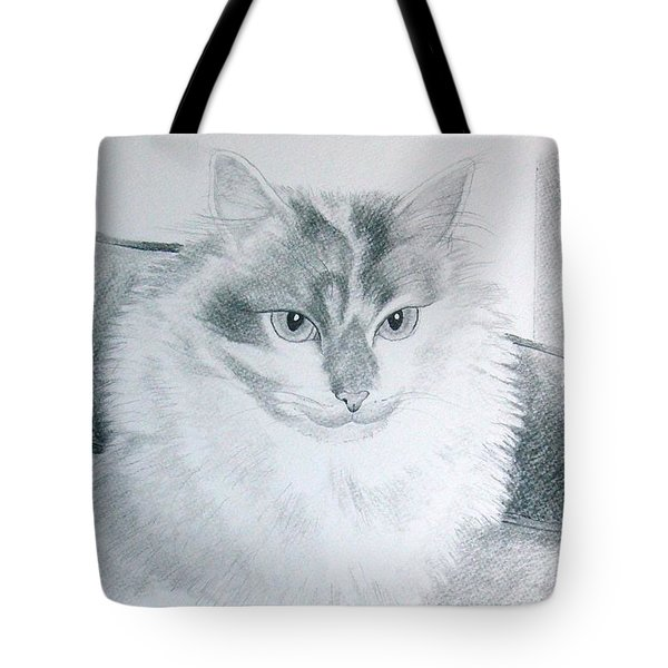 Idget Tote Bag by Joette Snyder