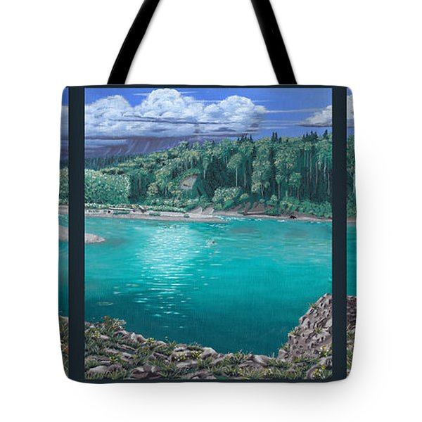 Idiot Rock Tote Bag