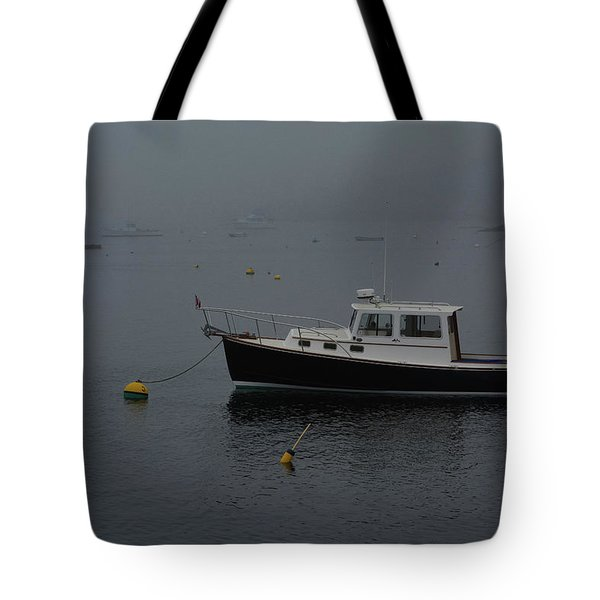 Idle Harbor Tote Bag