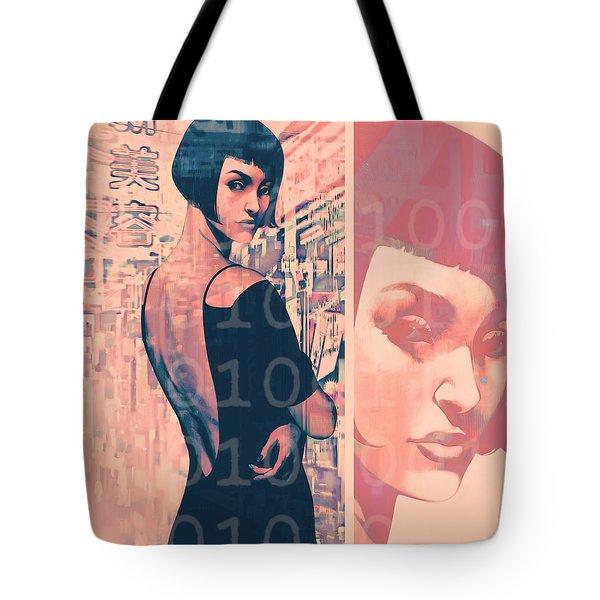 Idoru 2 Tote Bag