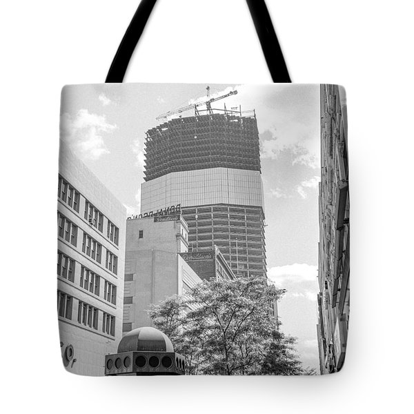 Ids Building Construction Tote Bag