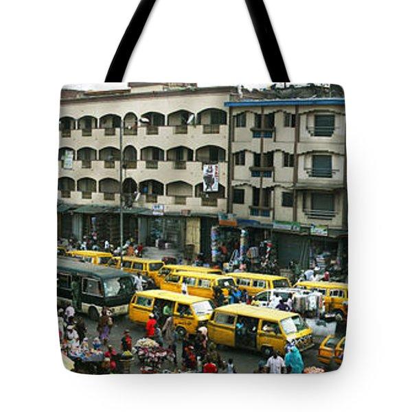 Idumota, Lagos Tote Bag