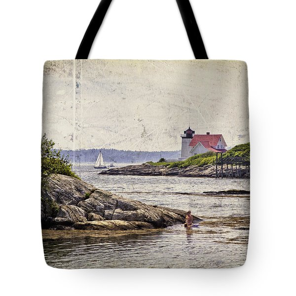 Idyllic Summer Days Tote Bag